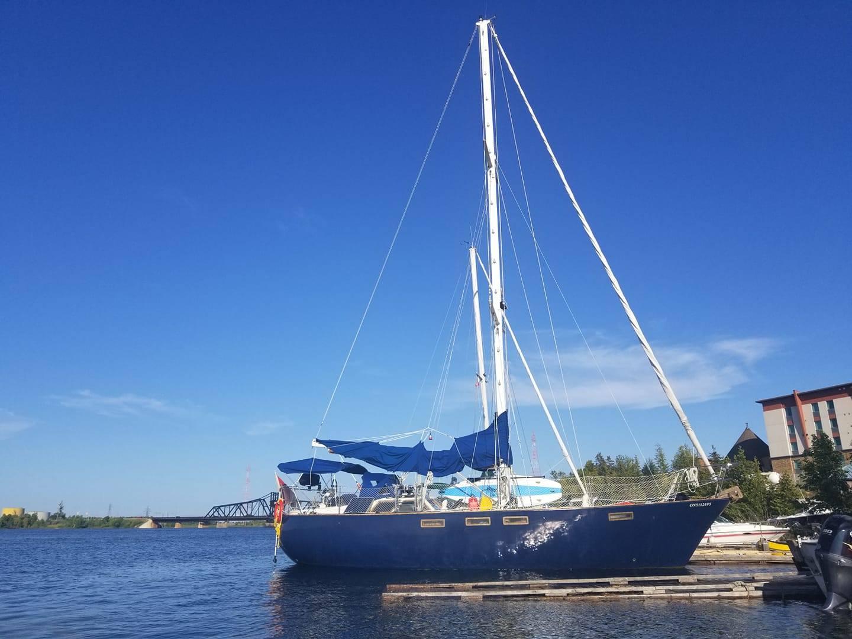 042 - Gypsea Wind - moored