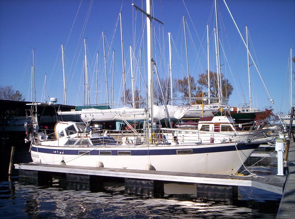 043 - Balmacara - moored
