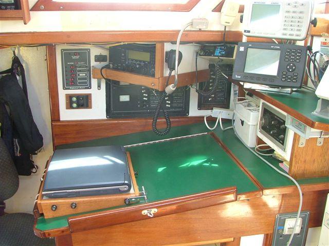 043 - Balmacara - navigationstation