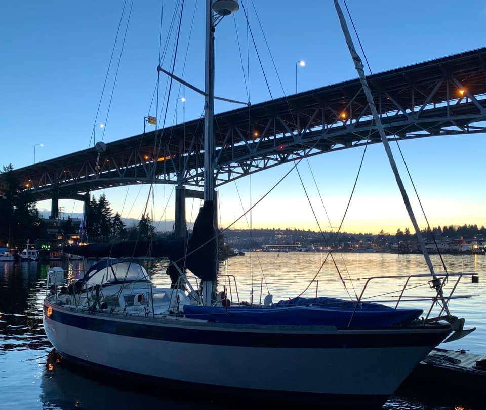 065, Caribou, bridge