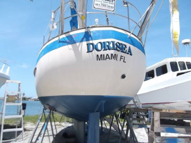 070 - Dorisea - stern