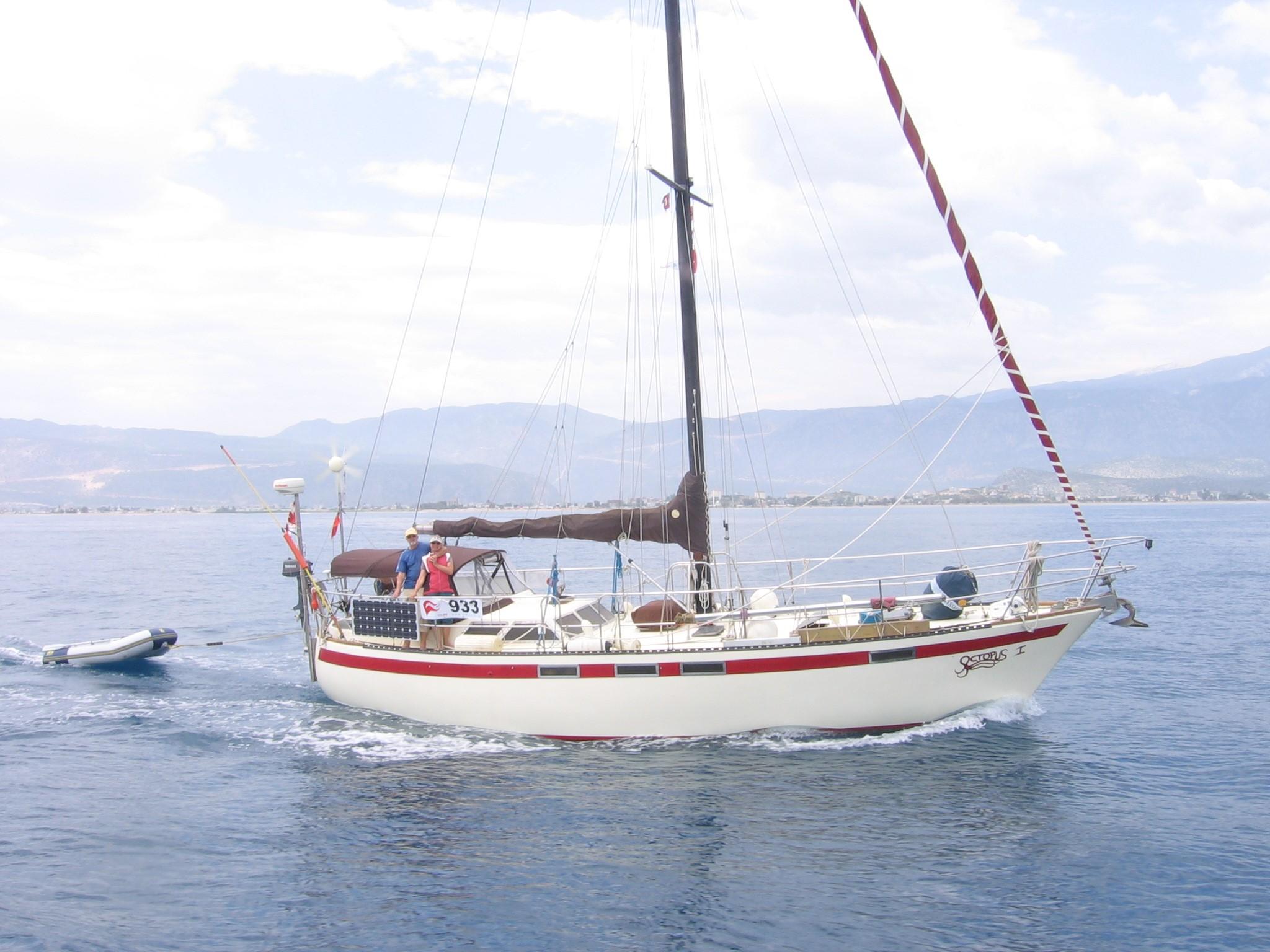 087 - Octopus - motoring ((2007 EMYR))