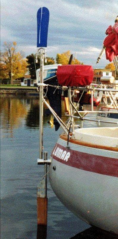 088 - Lumar - steering