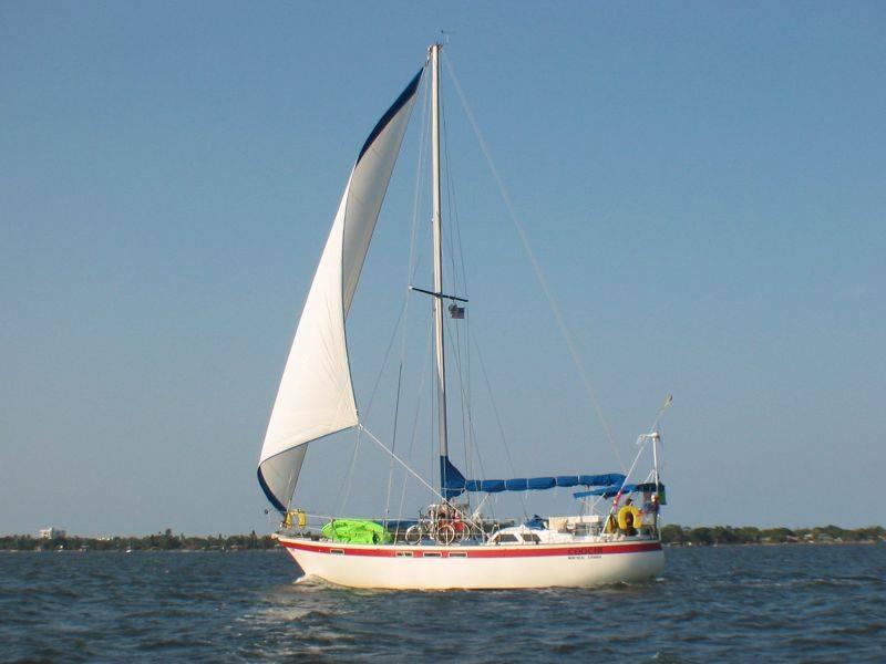095 - Coochi - sailing