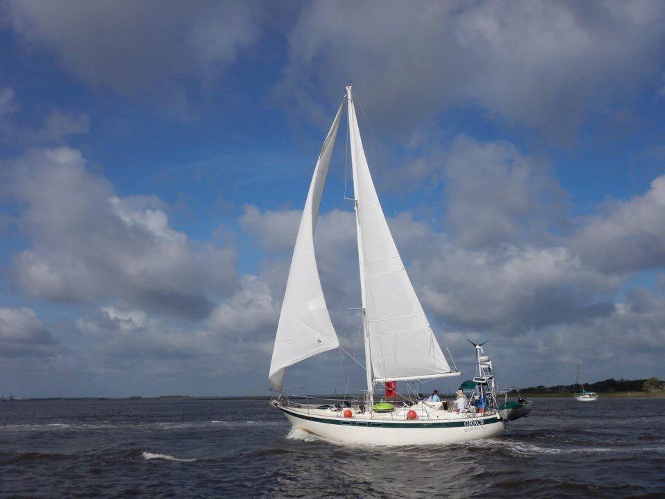 097 - Grace - sailing