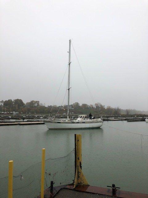 126 - Lapu Lapu (Sea Czar) - fog