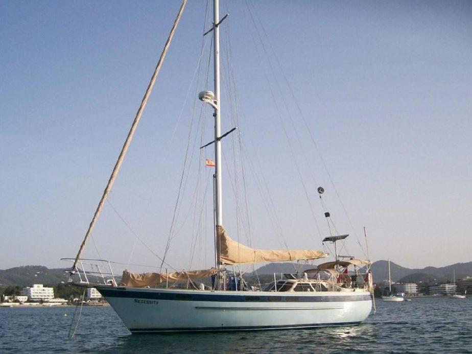 135 - Necessity - moored