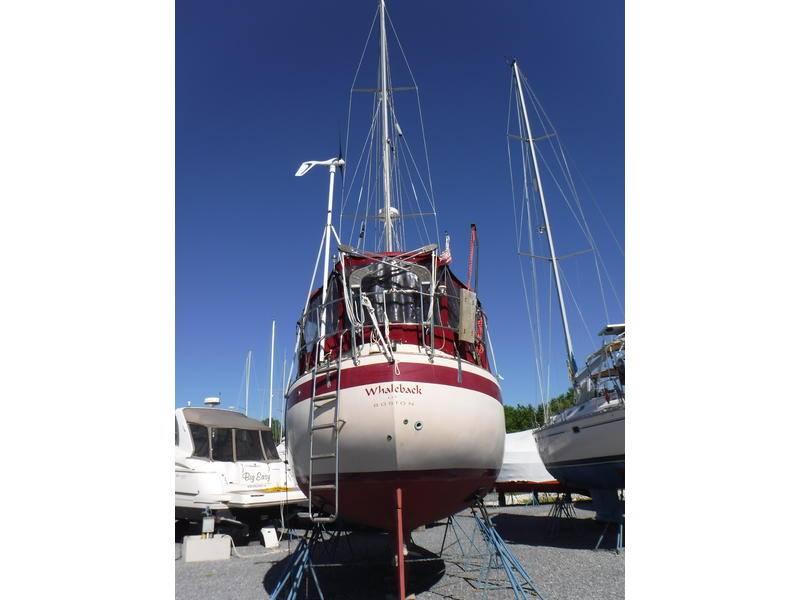 138 - Whaleback - full stern