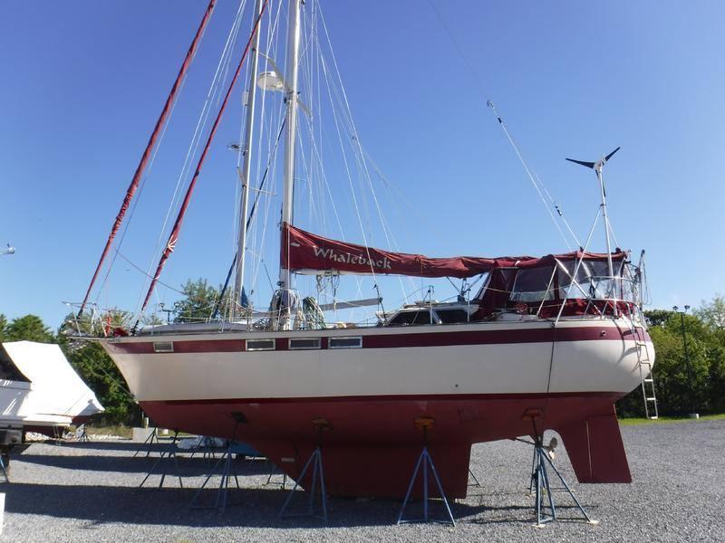 138 - Whaleback - propped