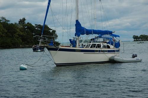 145 - Luff Shack - anchor