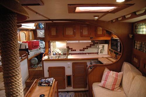 145 - Luff Shack - interior1