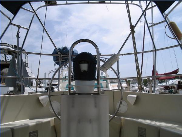 154 - Brillo del Sol (Sunshine) - cockpit