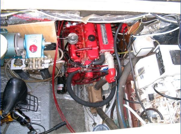 154 - Brillo del Sol (Sunshine) - engine