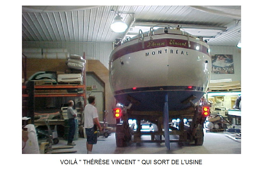 165 - Therese Vincent - trucking