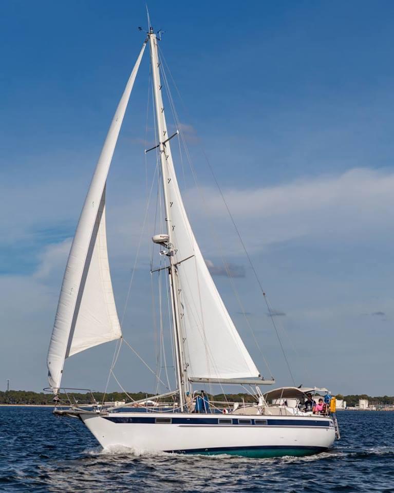 169 - Desiderata - sailing