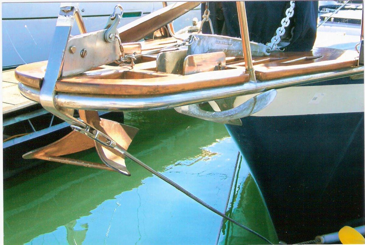 176 - Gisela - bowsprit