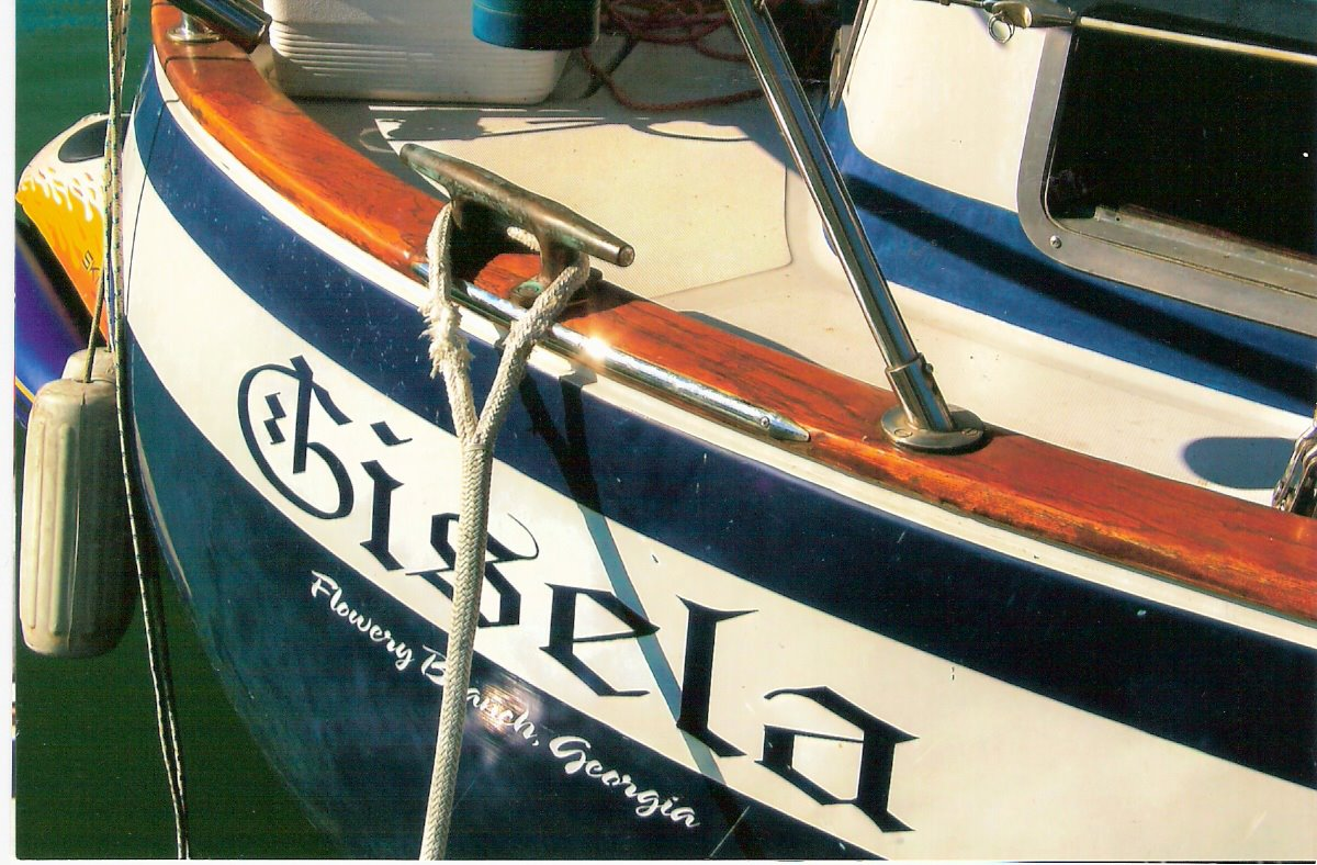 176 - Gisela - stern
