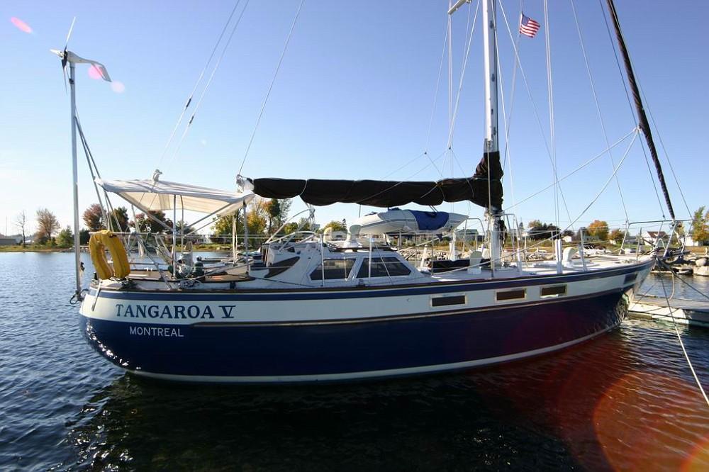 189 - Tangaroa - berthed