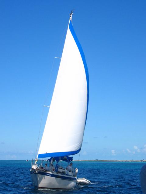 195 - Endorphin - sailing