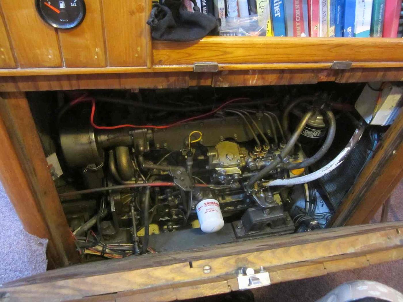 311 - Abenaki (Dessert First) - engine