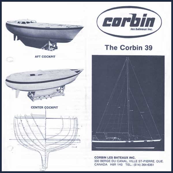 Corbin 39 Brochure