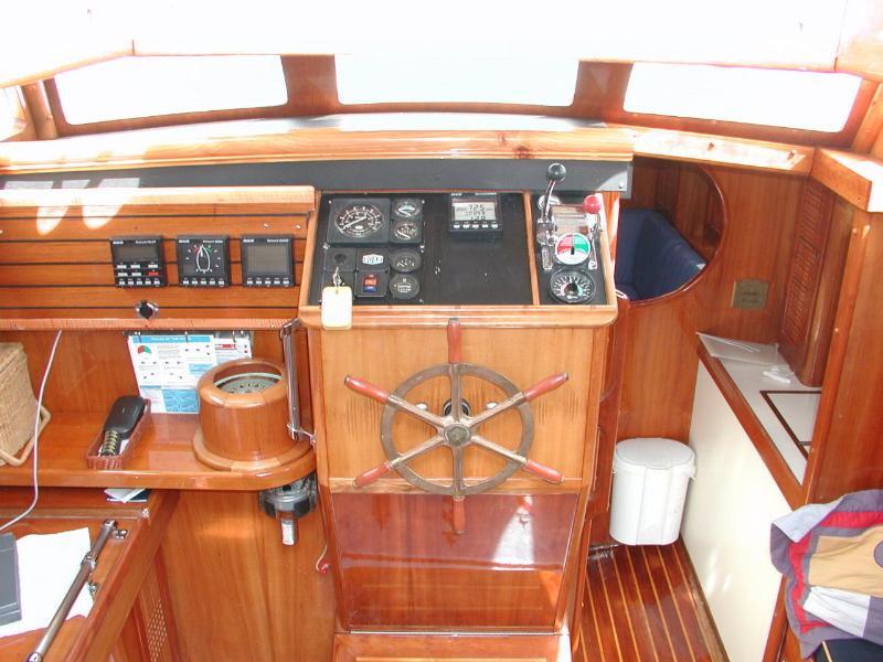 Inside steering