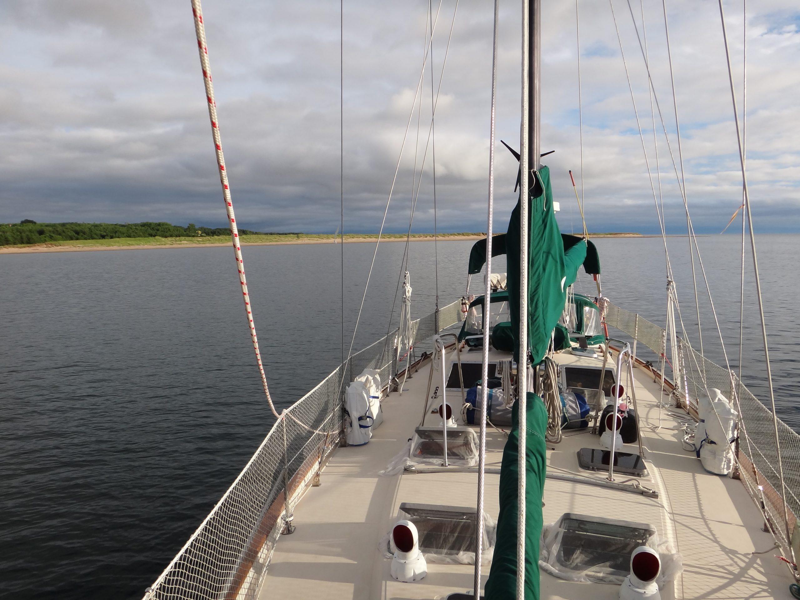 023 - Simmerdim - deck