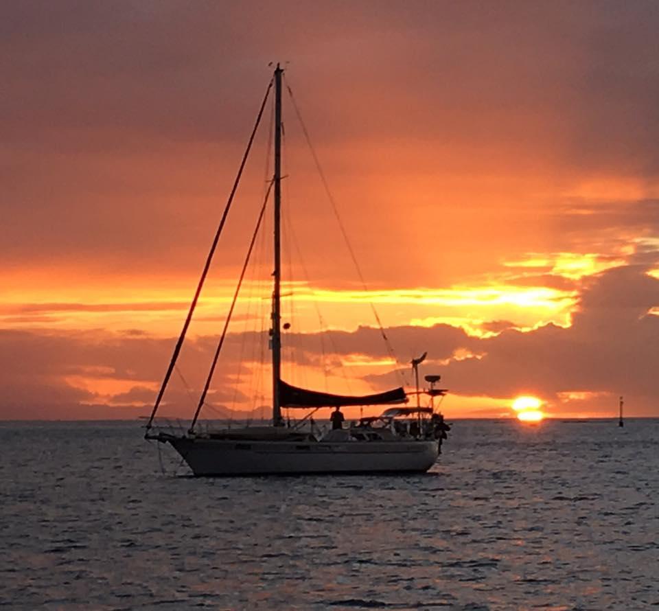 174 - Anakena - sunset