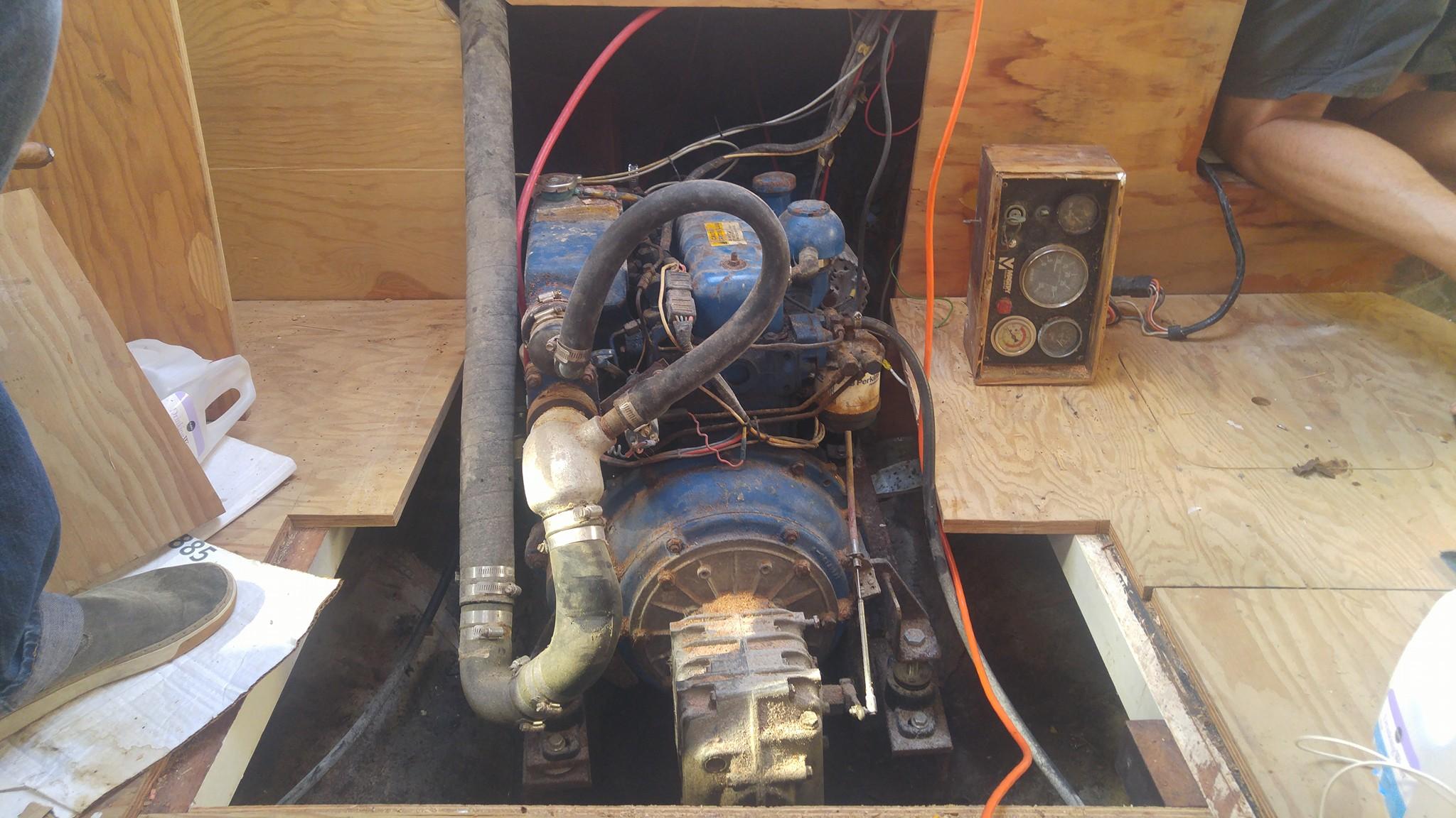 322 - Valhalla (Tyler Pryor) engine