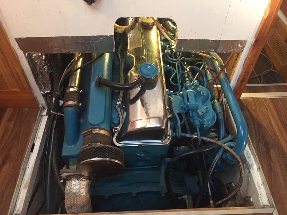 056 - Callipyge - engine