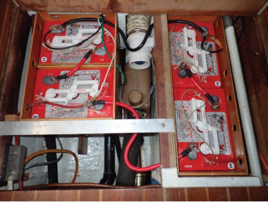 023 - Simmerdim - batteries
