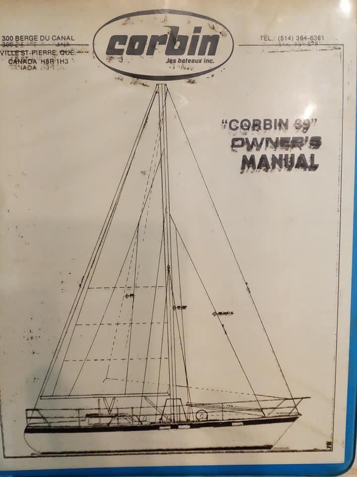 Corbin 39 - mk1 - PH-C - 1980 - cover