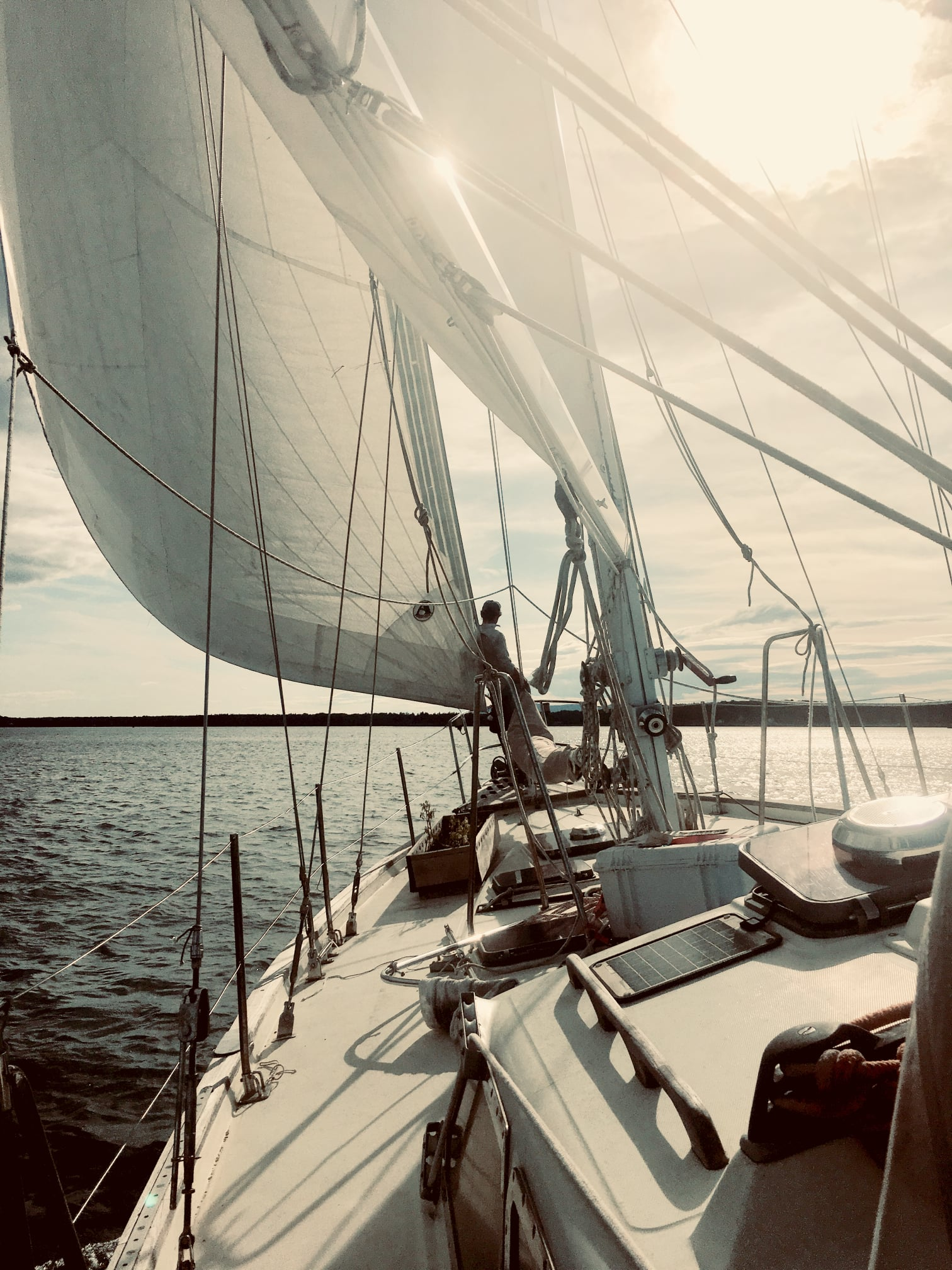 147 - Wawenoc - sail