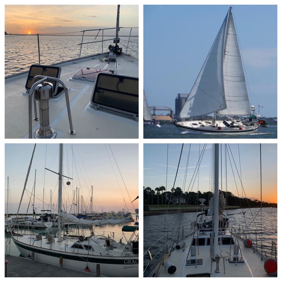 097 - Grace - sail