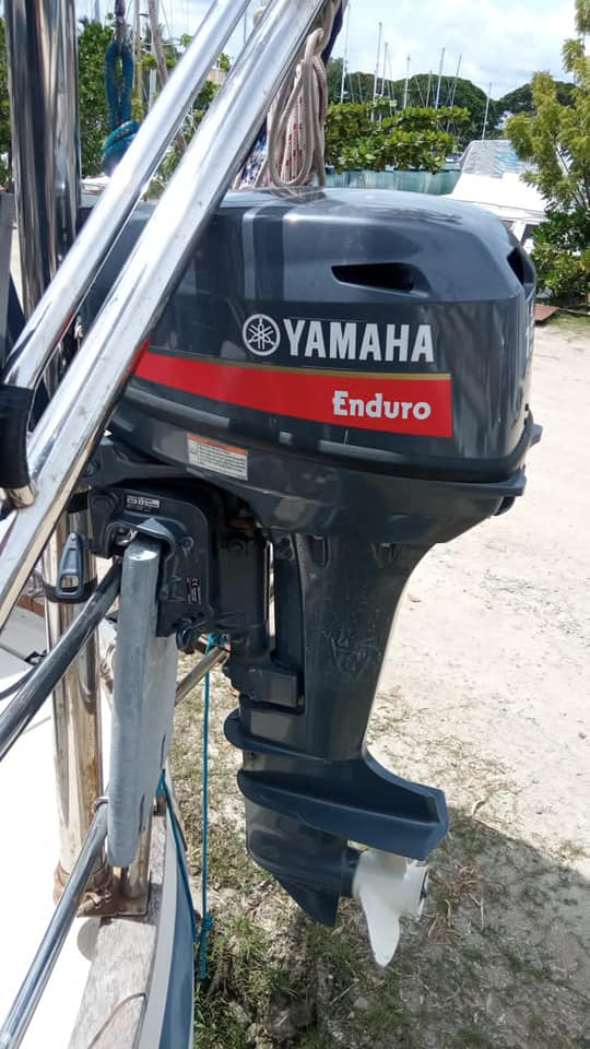 324 - Complicite - outboard