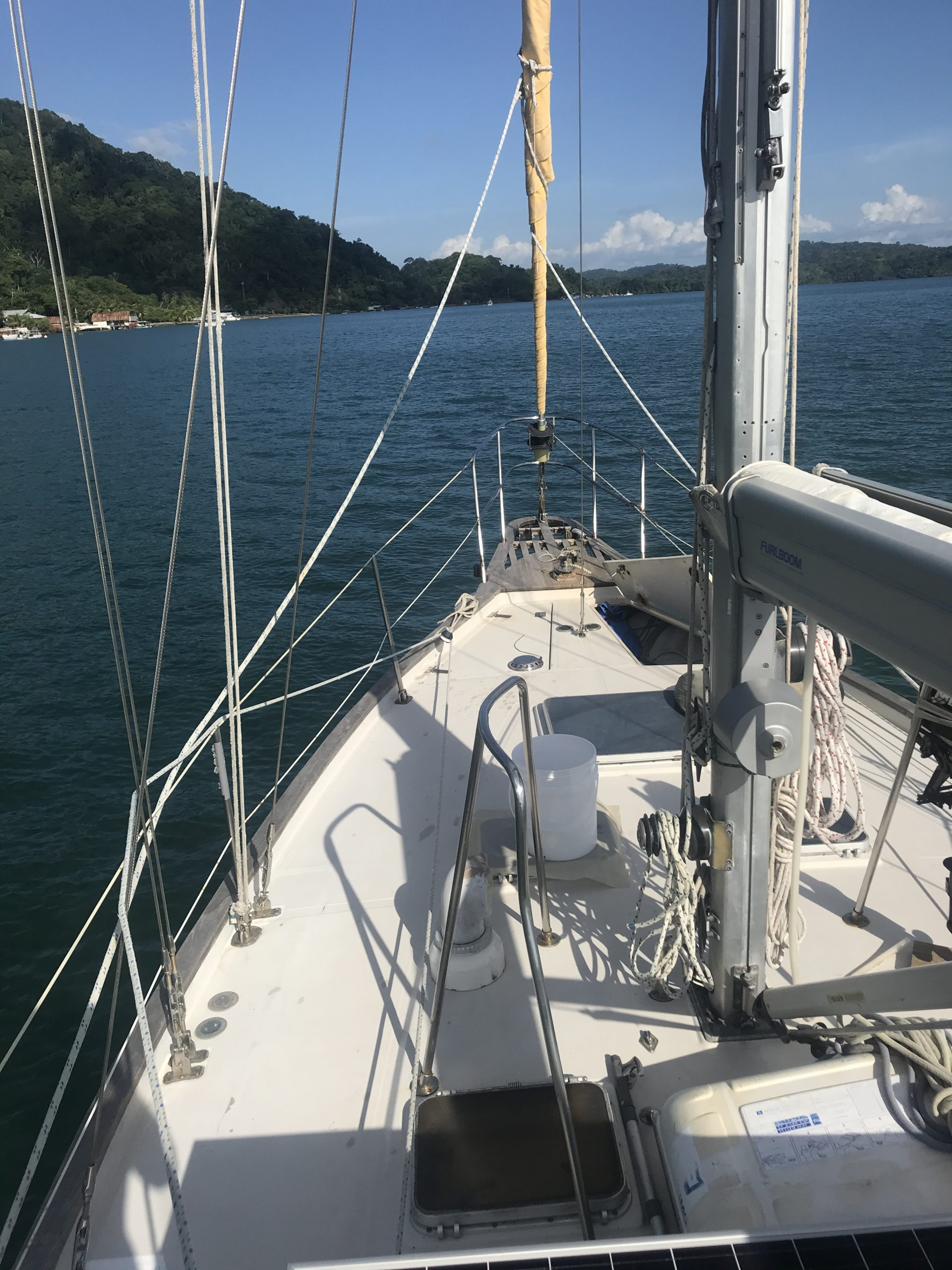 189 - Tangaroa V - deck1